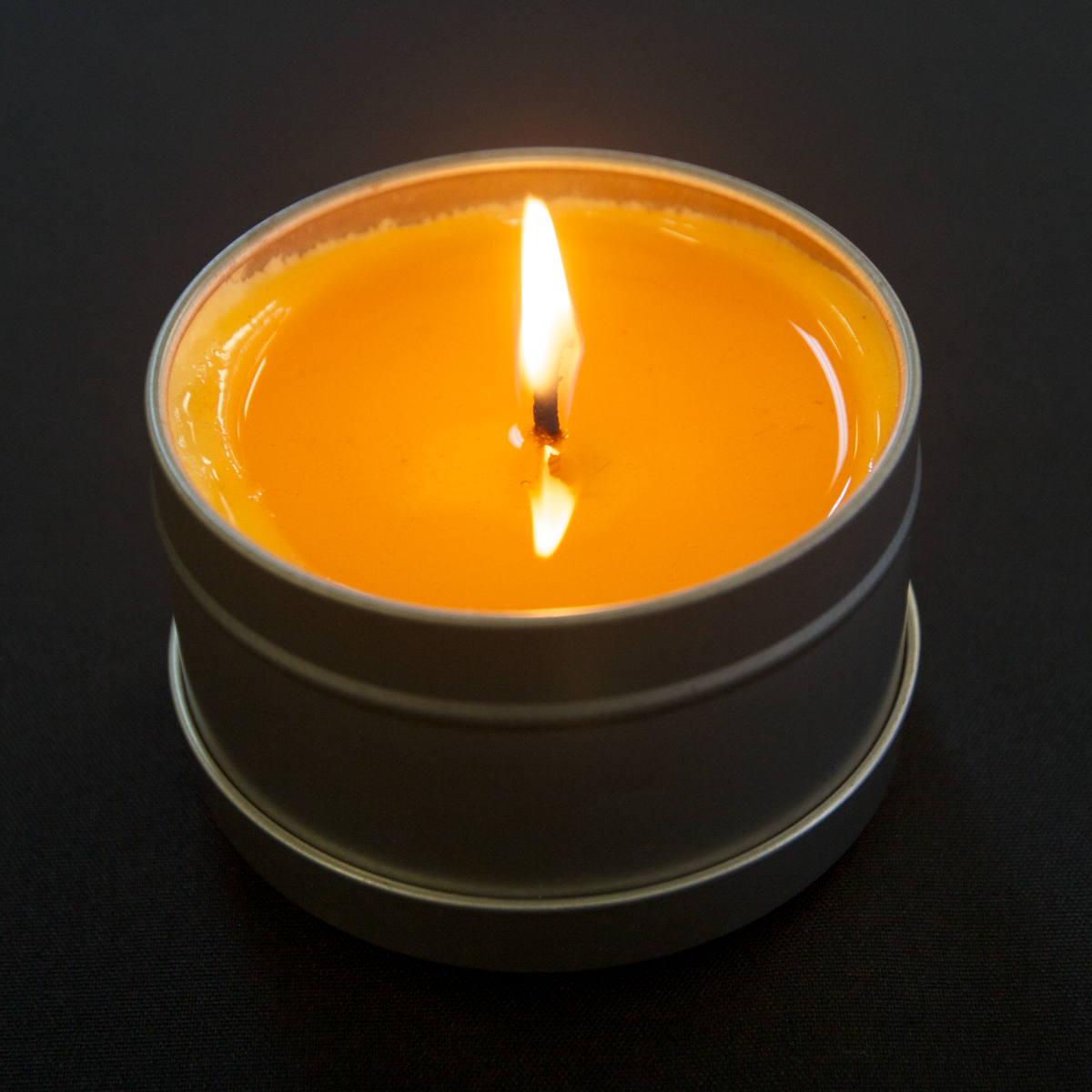 Personal care passion fruit soy candle - Burning scented candles home dangerous really ...