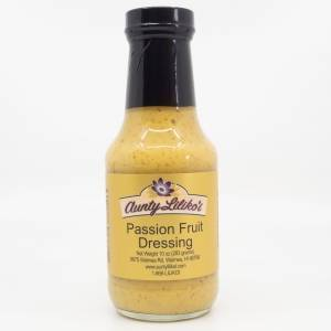 Passion Fruit Dressing